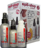 エピルストップ&スプレーepil-stop【除毛スプレー】