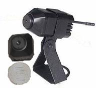 ワイヤレス防犯監視用カラーカメラ